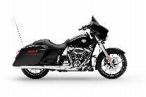 Motorrad Mieten & Roller Mieten HARLEY-DAVIDSON FLHXS 1868 Street Glide Special 114 (Touring)