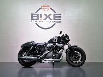Motorrad kaufen Occasion HARLEY-DAVIDSON XL 1200 X Sportster Forty Eight ABS (custom)