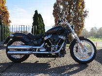 Motorrad kaufen Neufahrzeug HARLEY-DAVIDSON FXST 1745 Softail Standard (custom)