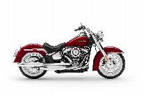 Motorrad Mieten & Roller Mieten HARLEY-DAVIDSON FLDE 1745 Deluxe 107 (Custom)
