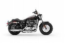 Motorrad Mieten & Roller Mieten HARLEY-DAVIDSON XL 1200 C Sportster Custom (Custom)