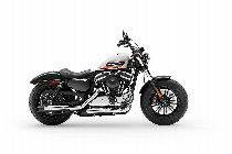 Motorrad Mieten & Roller Mieten HARLEY-DAVIDSON XL 1200 XS Sportster Forty Eight Special (Custom)
