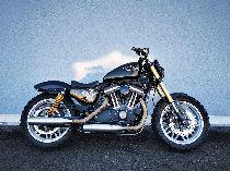 Motorrad kaufen Neufahrzeug HARLEY-DAVIDSON XL 1200 CX Sportster Roadster ABS (custom)