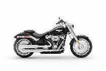 Motorrad Mieten & Roller Mieten HARLEY-DAVIDSON FLFBS 1868 Fat Boy 114 (Custom)
