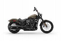 Motorrad Mieten & Roller Mieten HARLEY-DAVIDSON FXBB 1745 Street Bob 107 (Custom)