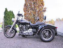 Motorrad kaufen Occasion HARLEY-DAVIDSON FLRT 1868 Freewheeler (trike)