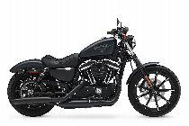 Töff kaufen HARLEY-DAVIDSON XL 883N Iron ABS Custom
