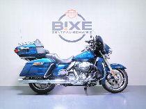 Motorrad kaufen Occasion HARLEY-DAVIDSON FLHTK 1868 Electra Glide Ultra Limited (touring)