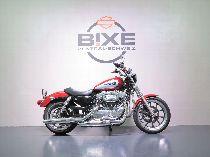 Motorrad kaufen Occasion HARLEY-DAVIDSON XL 883 L Sportster Super Low (custom)