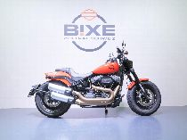 Acheter moto HARLEY-DAVIDSON FXFBS 1868 Fat Bob 114 Ref.2416 Custom