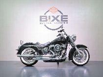 Motorrad kaufen Occasion HARLEY-DAVIDSON FLDE 1745 Deluxe 107 (custom)
