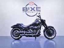 Motorrad kaufen Occasion HARLEY-DAVIDSON FLFBSANV 1868 Fat Boy 114 Anniversary (custom)