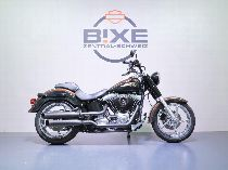 Motorrad kaufen Occasion HARLEY-DAVIDSON FLSTFB 1690 Softail Fat Boy Special Anniv. (custom)