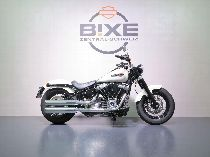 Motorrad kaufen Occasion HARLEY-DAVIDSON FLSL 1745 Softail Slim 107 (custom)