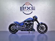 Motorrad kaufen Occasion HARLEY-DAVIDSON FXDRS 1868 Softail (custom)