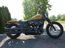 Töff kaufen HARLEY-DAVIDSON FXBB 1745 Street Bob 107 ABS Custom