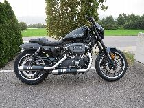 Töff kaufen HARLEY-DAVIDSON XL 1200 CX Sportster Roadster ABS ABS Modell 2017 Custom
