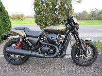 Motorrad kaufen Vorführmodell HARLEY-DAVIDSON Street Rod 750 (custom)