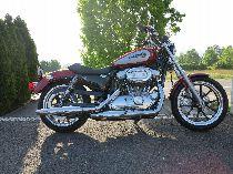 Motorrad kaufen Neufahrzeug HARLEY-DAVIDSON XL 883 L Sportster Super Low (custom)