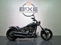 Motorrad kaufen Occasion HARLEY-DAVIDSON FXSTB 1450 Softail Night Train (custom)