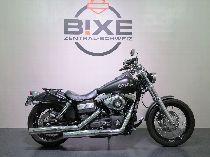 Motorrad kaufen Occasion HARLEY-DAVIDSON FXDB 1585 Dyna Street Bob (custom)