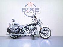 Motorrad kaufen Occasion HARLEY-DAVIDSON FLSTS 1450 Softail Heritage Springer (custom)