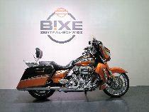 Motorrad kaufen Occasion HARLEY-DAVIDSON FLHXSE2 CVO 1801 Street Glide ABS (touring)