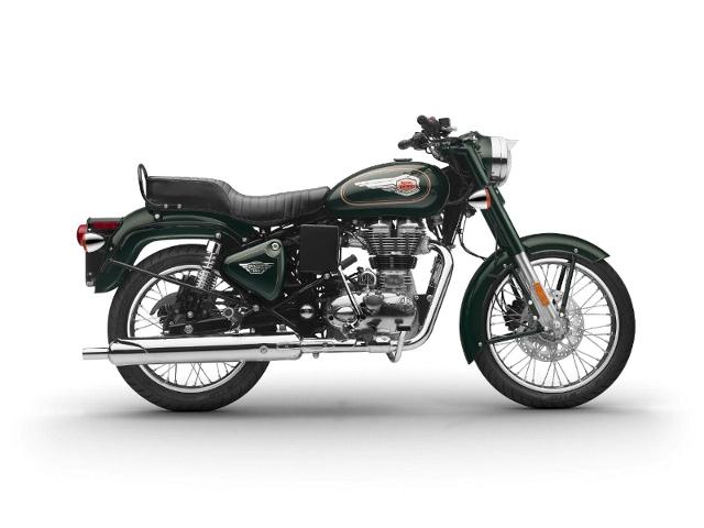 Motorrad kaufen ROYAL-ENFIELD Bullet 500 Neufahrzeug