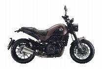 Motorrad kaufen Neufahrzeug BENELLI Leoncino 500 (retro)