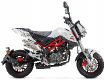 Motorrad kaufen Neufahrzeug BENELLI TNT 125 (naked)