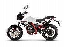 Motorrad kaufen Neufahrzeug MALAGUTI Monte 125 (naked)