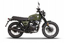 Motorrad kaufen Neufahrzeug BRIXTON BX 125 X (retro)