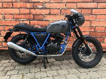 Motorrad kaufen Neufahrzeug BRIXTON BX 125 Haycroft (retro)