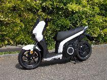 Acheter une moto Démonstration SILENCE Etrix S01 (scooter)