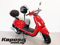Motorrad kaufen Occasion KYMCO Like 125 i II CBS (roller)