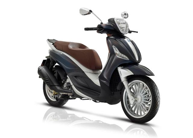 Motorrad kaufen PIAGGIO Beverly 300 HPE ABS / ASR Neufahrzeug
