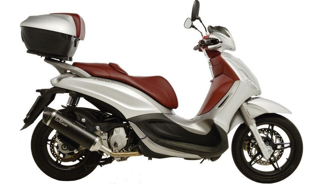 Motorrad Mieten & Roller Mieten PIAGGIO Beverly 350 i.e. ABS