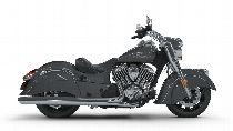 Motorrad Mieten & Roller Mieten INDIAN Chief (Custom)