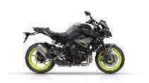 Motorrad Mieten & Roller Mieten YAMAHA MT 10 (Naked)