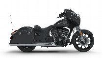 Motorrad Mieten & Roller Mieten INDIAN Chieftain ABS (Custom)