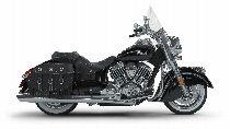 Motorrad Mieten & Roller Mieten INDIAN Chief Vintage (Custom)