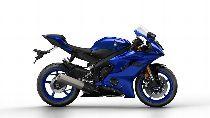 Motorrad Mieten & Roller Mieten YAMAHA R6 (Sport)