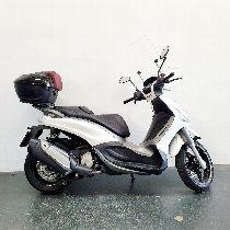 Motorrad kaufen Occasion PIAGGIO Beverly 350 i.e. (roller)