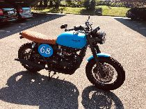 Motorrad kaufen Occasion TRIUMPH Bonneville T120 1200 Black ABS (retro)