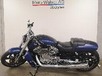 Motorrad kaufen Occasion HARLEY-DAVIDSON VRSCF 1250 V-Rod Muscle ABS