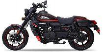 Motorrad kaufen Neufahrzeug ANHÄNGER Custom (retro)