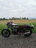 Motorrad kaufen Occasion MOTO GUZZI V7 Racer 25kW (retro)