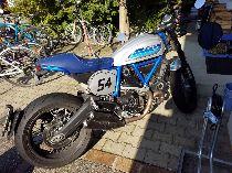 Motorrad kaufen Occasion DUCATI 803 Scrambler Café Racer (retro)
