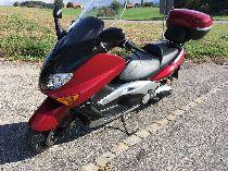 Motorrad kaufen Occasion YAMAHA XP 500 TMax 25kW (roller)
