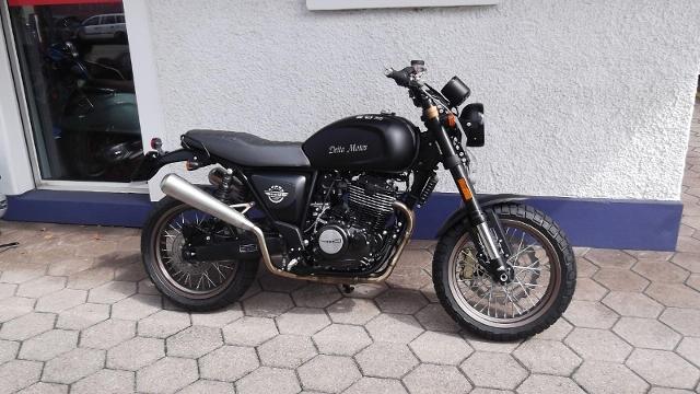 Motorrad kaufen SWM Gran Milano 440 ACE OF SPADES Occasion